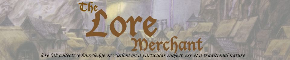 The Lore Merchant